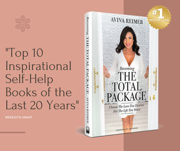 Becoming the Total Package Listed as One of the Top 10 Inspirational Books of the Last 20 Years