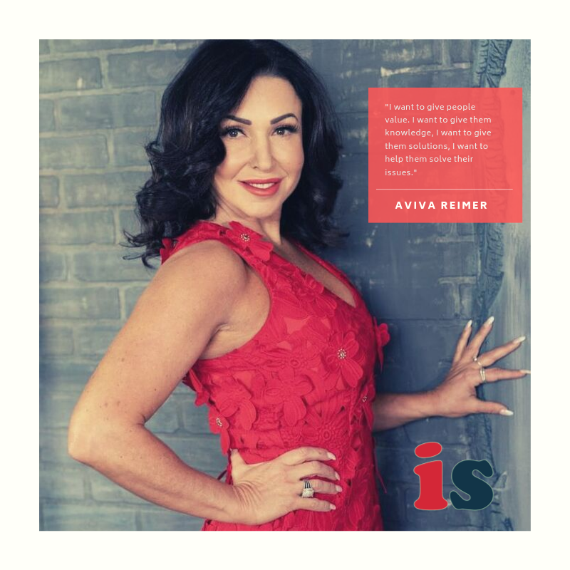 Aviva Reimer Sits with Indie Source Magazine | Becoming the Total Package